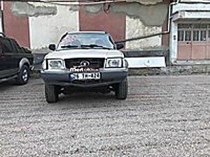 TELCOLİN 4X4 KLİMA Tata Telcoline 4x4 Çift Kabin