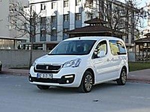 PEUGEOT PARTNER TEPEE 1.6 HDİ HATASIZ BOYASIZ Peugeot Partner 1.6 HDi Active