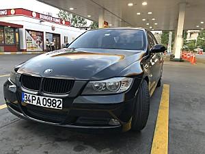 KAZASIZ TRAMERSIZ  DEĞIŞENSIZ EN TEMIZINDEN ZALIM BMW  3.16I