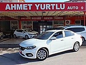 AHMET YURTLU AUTO 2018 EGEA URBAN PLUS 1.3 DİZEL BOYASIZ Fiat Egea 1.3 Multijet Urban