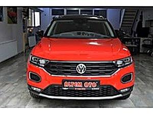 ALTEMOTO DAN 2020 MODEL SIFIR KM VW T-ROC 1.5 CİFT RENK 18 JANT Volkswagen T-Roc 1.5 TSI Highline