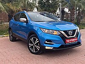 TAŞ OTOMOTİV 2017 Nissan Qashqai 1.6 dCi Design Pack HATASIZ Nissan Qashqai 1.6 dCi Design Pack