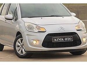 2011 OTOMATİK CİTROEN C3 HATASIZ BOYASIZ Citroën C3 1.4 VTi Confort