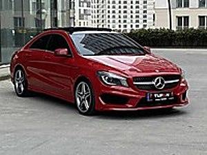 2014 MODEL MERCEDES CLA 200 AMG MENGENLER BAKIMLI 54 BİN KM DE Mercedes - Benz CLA 200 AMG
