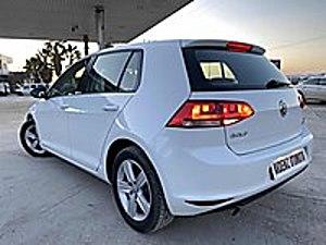 2015 GOLF 1.6 DTİ CONFORT DSG MEMURDAN KMSİ UZUN YOLDA YAPİLMİŞ Volkswagen Golf 1.6 TDI BlueMotion Comfortline