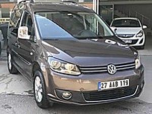 temiz bakımları yapılmış Volkswagen Caddy 1.6 TDI Comfortline