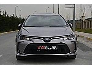 UYSALLAR OTOMOTİV DEN 2019 COROLLA HYBRİD FLAME X-PACK Toyota Corolla 1.8 Hybrid Flame X-Pack