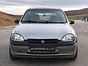 KARABULUT OTOMOTİVDEN TEMİZ KILİMALI OPEL CORSA Opel Corsa 1.4 Swing