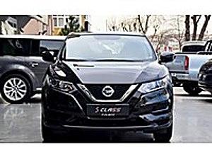 S CLASS-2019 QASHQAİ 1.5 DCI VİSİA DCT OTOMATİK 0 KM  18 kdv Nissan Qashqai 1.5 dCi Visia