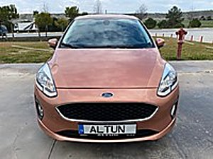ALTUN DAN 2018 FİESTA 1.0 ECOBOOST TREND OTOMATİK    Ford Fiesta 1.0 Trend