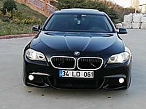 İMZA AUTO dan SATILIK TEMİZ 5.20d BMW 5 Serisi 520d Comfort