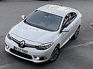 KAYZEN DEN 2015 FLUENCE İCON MULTİMEDYA.ZENON.ELKT.EL FRENİ.FULL Renault Fluence 1.5 dCi Icon