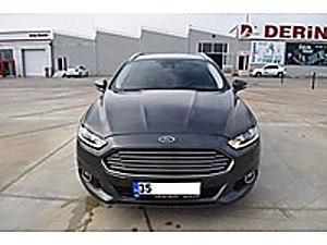 DİLEK AUTO 2015 FORD MONDEO 1.5 ECOBOST TİTANİUM PAKET 128.700KM Ford Mondeo 1.5 Ecoboost Titanium