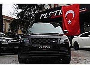 2020 VOGUE 3.0 SDV6 AUTOBİOGRAPHY BLACK EDİTİON   0  KM TAM DOLU Land Rover Range Rover 3.0 SDV6 Autobiography