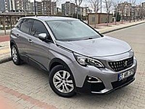 HATASIZ BOYASIZ 2018-3008-DİZEL-EAT6-OTOMATİK İLK ELDEN   Peugeot 3008 1.6 BlueHDi Active