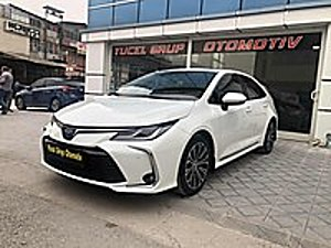 Yücel Grup Otomotivden 2019 HATASIZ 13.000 kmde TAM DOLU Toyota Corolla 1.6 Passion X-Pack