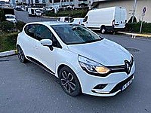 AUTO KIRMIZI DAN ORJİNAL 2017 CLİO TOUCH DİZEL OTOMATİK Renault Clio 1.5 dCi Touch