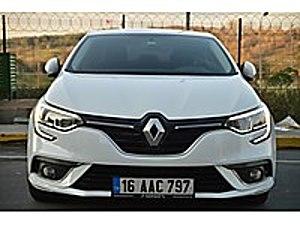 HATASIZ BOYASIZ 36 BİNDE 2018 GARANTİ SERVİSBAKIM NERGİSOTOMOTİV Renault Megane 1.5 dCi Touch