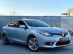 ROCCO MOTORSDAN 2015 FLUENCE PRESTİJ İCON SUNROOF DİZEL OTOMATİK Renault Fluence 1.5 dCi Icon
