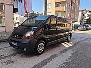 2006 MODEL 5 1 CİTY VAN RENAULT TRAFİC TEL 0538 554 92 08 Renault Trafic Multix 1.9 dCi Confort Trafic Multix 1.9 dCi Confort