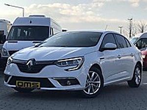 O.M.S OTOMOTİV DEN 2016 YENİ MEGANE OTOMATİK HATASIZ TOUCH PLUS Renault Megane 1.5 dCi Touch