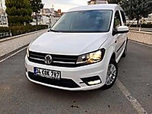 57.000 km BOYASIZ 2016 CADDY DİZEL OTOMATİK 2.0 TDİ 105 HP Volkswagen Caddy 2.0 TDI Trendline