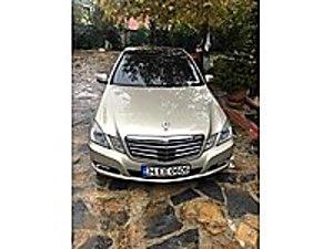 ZENGİN den  HATASIZ 2010 E350 4MATIC BAYİ ISITMA SOĞUTMA TAKİP Mercedes - Benz E Serisi E 350 CDI Premium