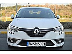 HATASIZ 44 BİNDE ANAHTARSIZ CRUIS LEDSİS OTOMATİK NERGİSOTOMOTİV Renault Megane 1.5 dCi Touch