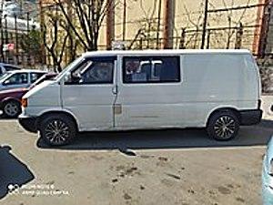 EMSALSIZ TEMİZ ORJİNAL 1998 TRANSPORTER 2 4 DİZEL 5 ARTI 1 Volkswagen Transporter 2.4