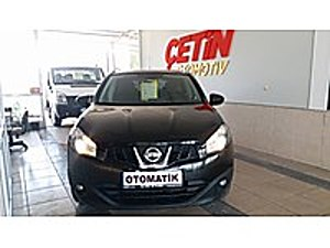 ÇETIN DEN 2012 TEKNA SPORT PACK HATASIZ 107 BIN DE TAM OTOMATİK Nissan Qashqai 1.6 Tekna