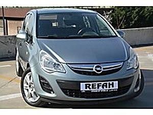 2011 OPEL CORSA 1.4 TWİNPORT ENJOY 16 ALIŞIM JANT TAM OTOMATİK Opel Corsa 1.4 Twinport Enjoy