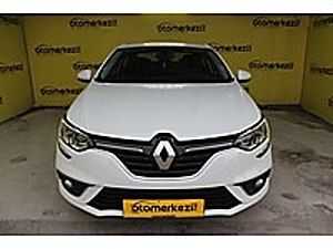 2018 MODEL MEGANE 1.5DCI TOUCH-OTOMATIK-KREDI-TAKAS IMKANI    Renault Megane 1.5 dCi Touch