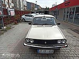20 yllli en son sahibinden TAVAN BOYASİZ Renault R 12 TX