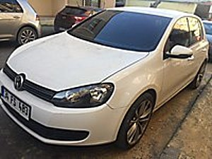 OTOMATİK VİTES 2010 VOLKSWAGEN GOLF 1-6 TRENDLİNE Volkswagen Golf 1.6 Trendline