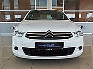KONYA HAS OTOMOTİV-BOYASIZ TAMAMEN YETKİLİ SERVİS BAKIMLI- Citroën C-Elysée 1.6 HDi  Attraction