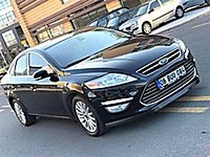 2013 FORD MONDEO TITANIUM 1.6 TDCI DİZEL Ford Mondeo 1.6 TDCi Titanium