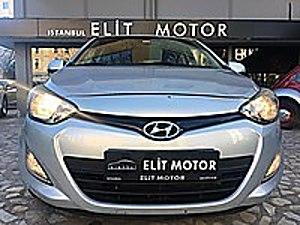 ist.ELİT MOTOR dan2014 HYUNDAİ i201.4 SENSE OTOMATİK-GERİ GÖRÜŞ Hyundai i20 1.4 CVVT Sense