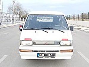99 MİTSUBİ. L300 FULL SERVİS BAKIMLI MASRAFSIZ BEYAZ  18 KDVLİ  L 300 L 300 City Van