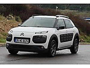 İPEK OTOMOTİV GÜVENCESİYLE 2015 C4 Cactus1.6 e-HDi Feel OTOMATIK Citroën C4 Cactus 1.6 e-HDi Feel C4 Cactus 1.6 e-HDi Feel