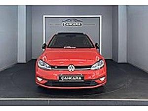 ÇANKARA DAN 2019 VW GOLF 1.6 TDI DSG HIGHLİNE-CAM TAVAN-HAYALET Volkswagen Golf 1.6 TDI BlueMotion Highline