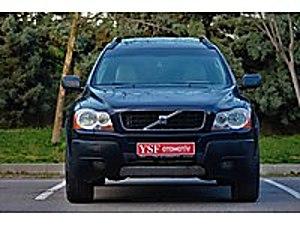 VOLVO XC90 2.4 D5 Geartronic 185hp 7 KİŞİLİK Volvo XC90 2.4 D5