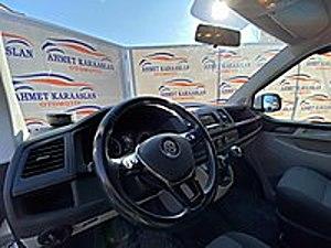 AHMET KARAASLANDAN 2017 TRANSPORTER 114 BEYGIR START STOP 88 KM Volkswagen Transporter 2.0 TDI Camlı Van