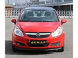 AKMAN DAN 2008 OPEL CORSA 1.4 TWİNPORT ENJOY 99.000KM CAM TAVAN Opel Corsa 1.4 Twinport Enjoy