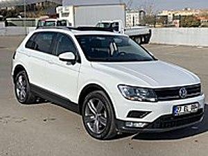 ÖZGÜR OTOMOTİV 2016 TIGUEN 1.6 TDI COMFORT SANRUFLU Volkswagen Tiguan 1.6 TDI Comfortline