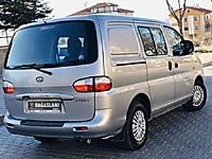 2006 MODEL HATASIZ BOYASIZ 78 BİNDE İLK SAHBİNDEN HASAR KAYITSIZ Hyundai Starex Panelvan