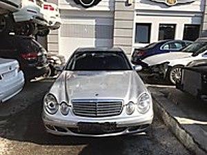 ÖZYOLU TİCARETDEN 2006 MODEL MODEL MERCEDES E220 CDI Mercedes - Benz E