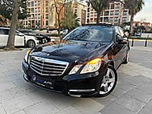 2011 MODEL MERCEDES E200 CGI AVANGARDE 125.000 KM ÖZEL İÇ DÖŞEME Mercedes - Benz E Serisi E 200 CGI BlueEfficiency Avantgarde