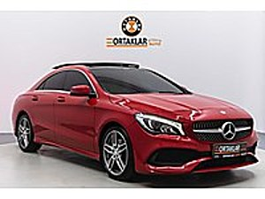 ORTAKLAR AUTO DAN MERCEDES CLA 180 d AMG 4 ŞÜRÜŞ CAM TAVAN FUL.. Mercedes - Benz CLA 180 d AMG