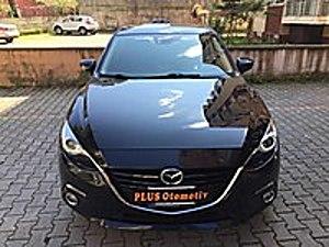 PLUS OTO-2015 POWER-BİXENON-NAVİGASYON-64.000KM-BOYASIZ-BAKIMLI Mazda 3 1.5 SkyActive-G Power