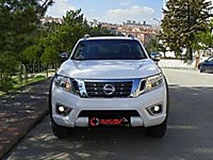 2018 TRAFİĞE ÇIKIŞLI NİSSAN NAVARA 74 000 KM DE HATASIZ 4x4 Nissan Navara 2.3 DCI 4x4